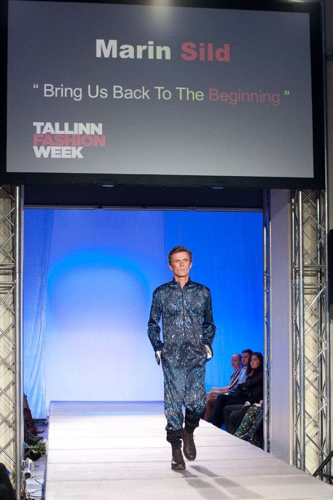 "Tallinn Fashion Week 2013 - Marin Sild - "" Bring Us Back To The"